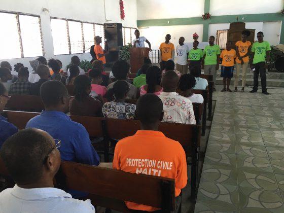 Derriere Fort GTPE meeting